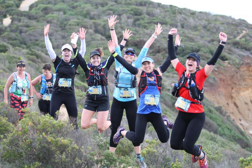 Saucony Surf Coast Trail Marathon 2017