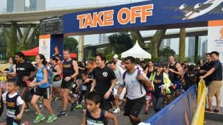 Singapore Airlines Charity Run 2017 is Back!