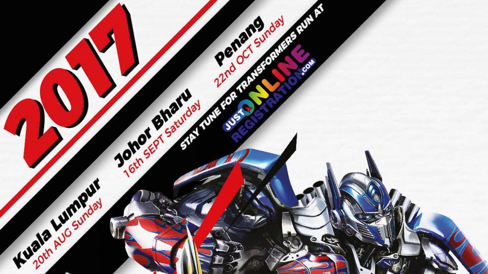 Transformer Run 2017 Penang