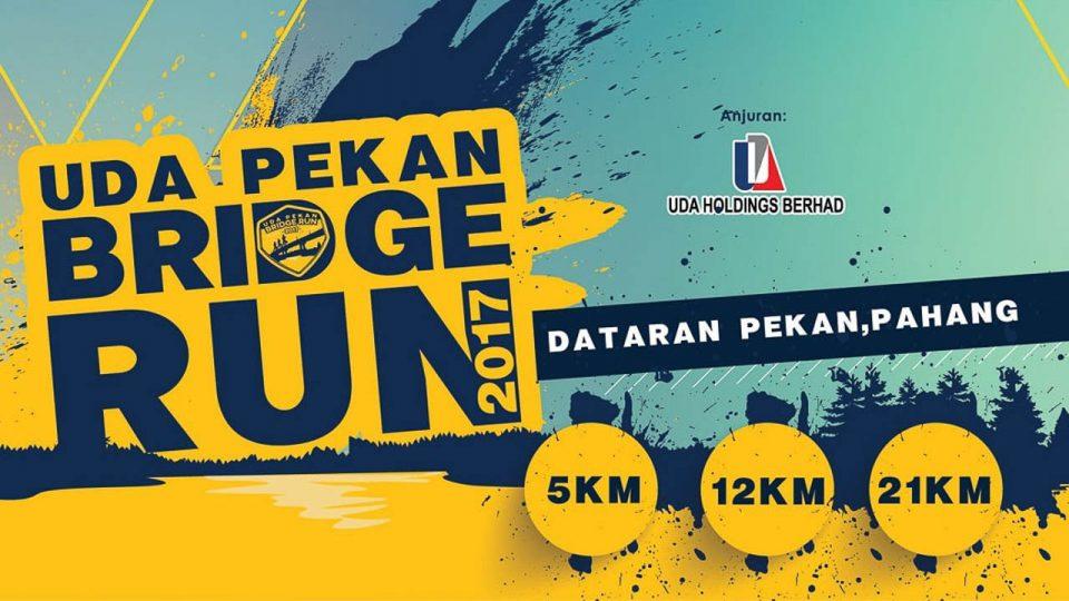 UDA Pekan Bridge Run 2017