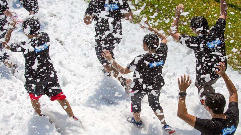 Water Bubbloon Run 2017