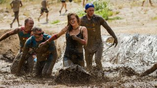 Reasons Why People Join Mud Runs