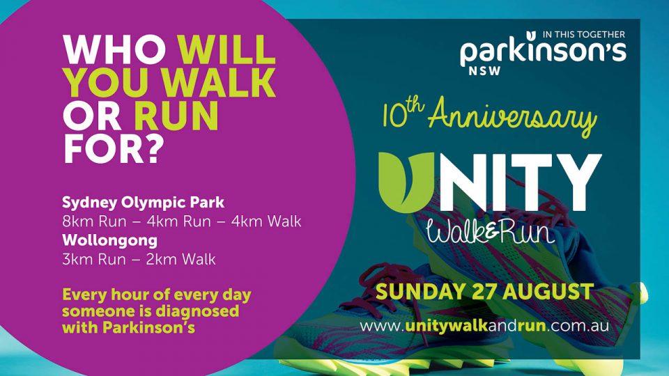 10th Unity Walk & Run Sydney