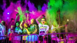 Blacklight Run™ Singapore 2017