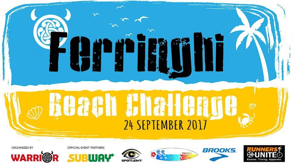 Ferringhi Beach Challenge 2017