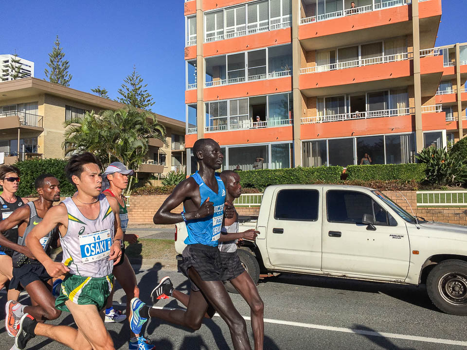 Gold Coast Airport Marathon 2017 Race Review
