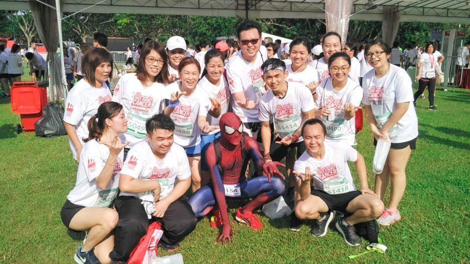 Race Against Cancer 2017 Review
