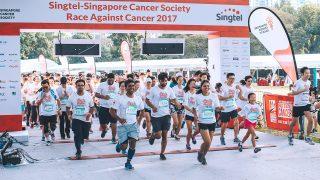 Singtel-Singapore Cancer Society Race Against Cancer 2017 Race Photos