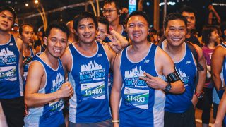 The Straits Times Run in the City 2017 Race Photos