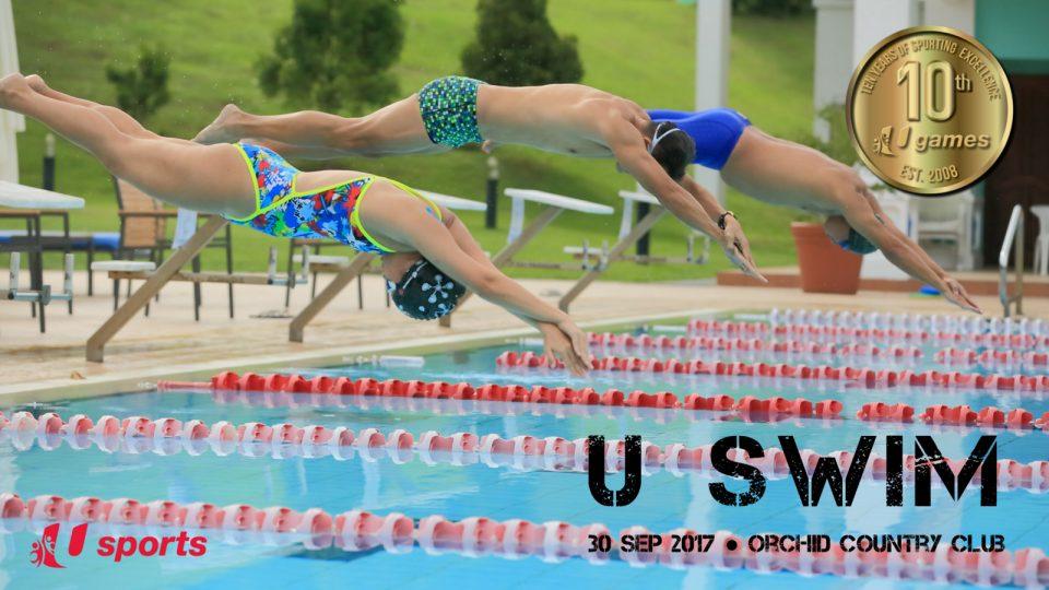 U Games – U Swim 2017