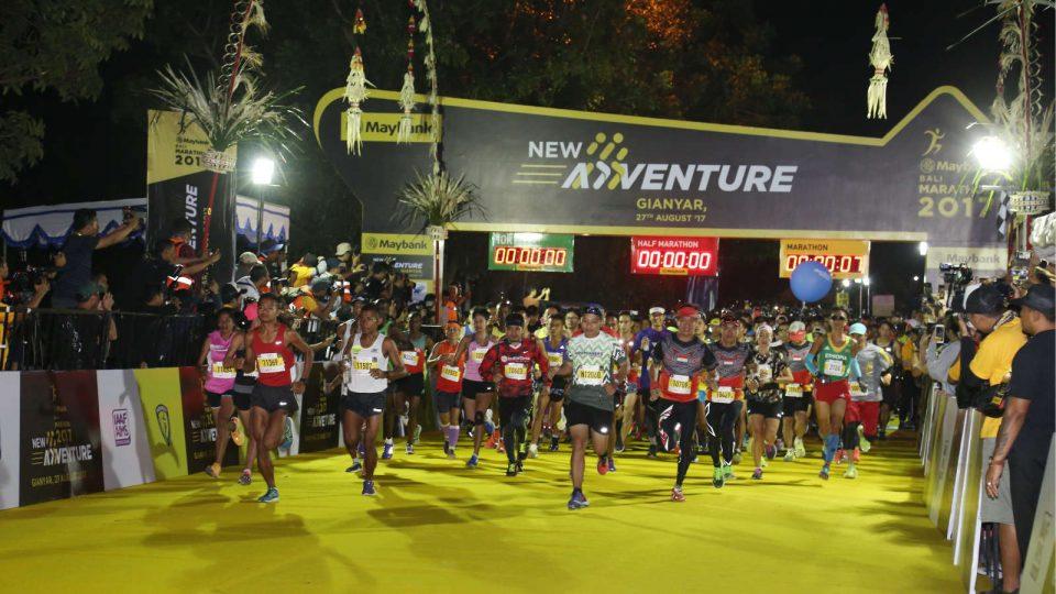 Maybank Bali Marathon 2017 Race Results Released