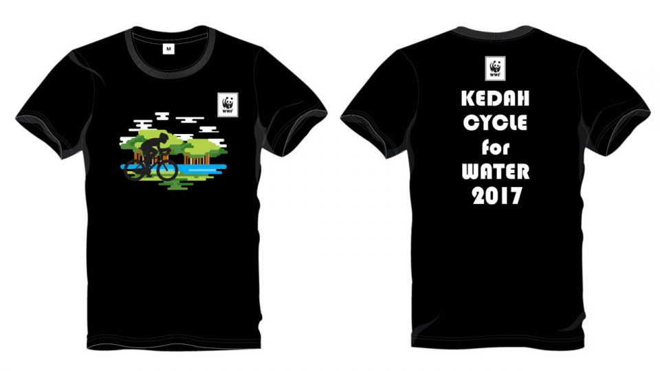 Kedah Cycle and Run for Water 2017