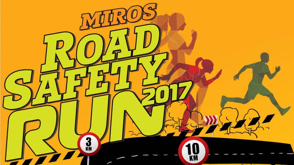 Miros Road Safety Run 2017