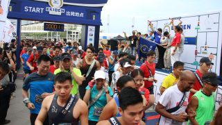 Mizuno Ekiden 2017 Race Review: United We Are Strong