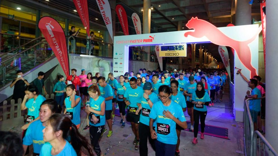 PUMA Night Run 2017 Results and E-Certificate Available Now!