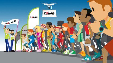 Win a Polar M430 GPS Running Watch!