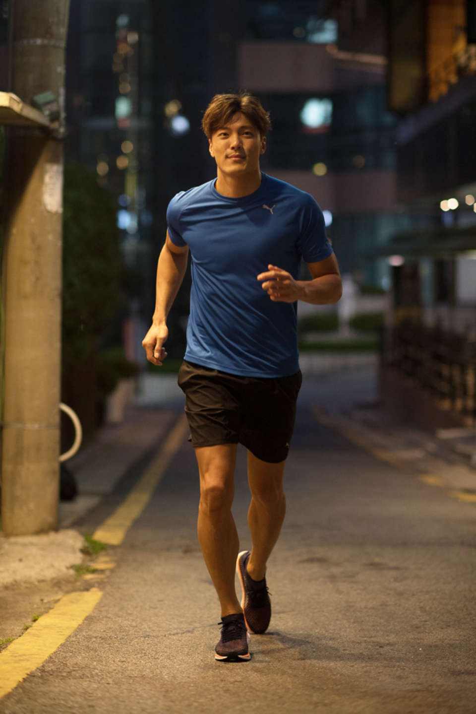 Run Alongside Celebrities at PUMA Night Run Singapore 2017
