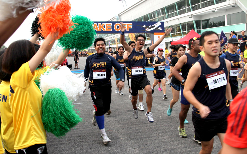 SIA Charity Run Ambassadors Invite You to Fly With Them!