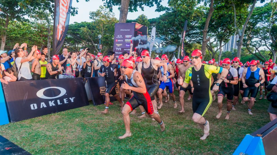 TRI-Factor Triathlon 2017 Saw Many Participants Becoming Triathletes for the First Time