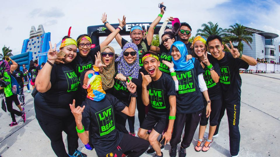 The Music Run™ by AIA Kuala Lumpur 2017