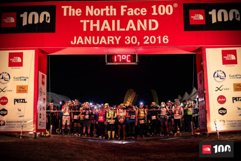 The North Face 100 Thailand 2018