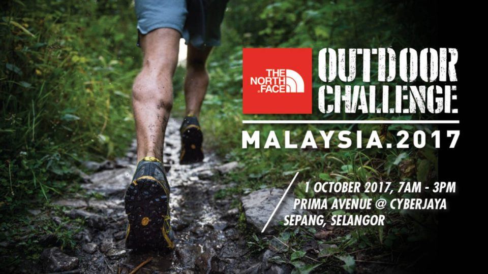 The North Face Outdoor Challenge 2017