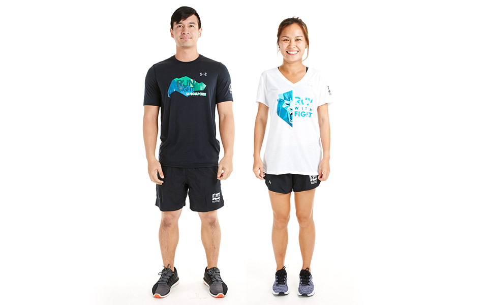 Get Prepared for Your SCSM Race with Under Armour's Weekly Running Sessions and UA x SCSM Collection