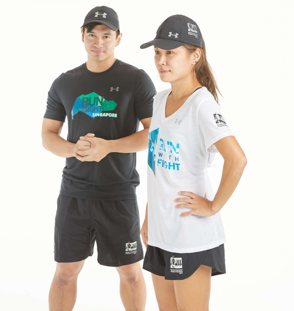 Get Prepared for Your SCSM Race with Under Armour s Weekly Running ... 86d3d7b68