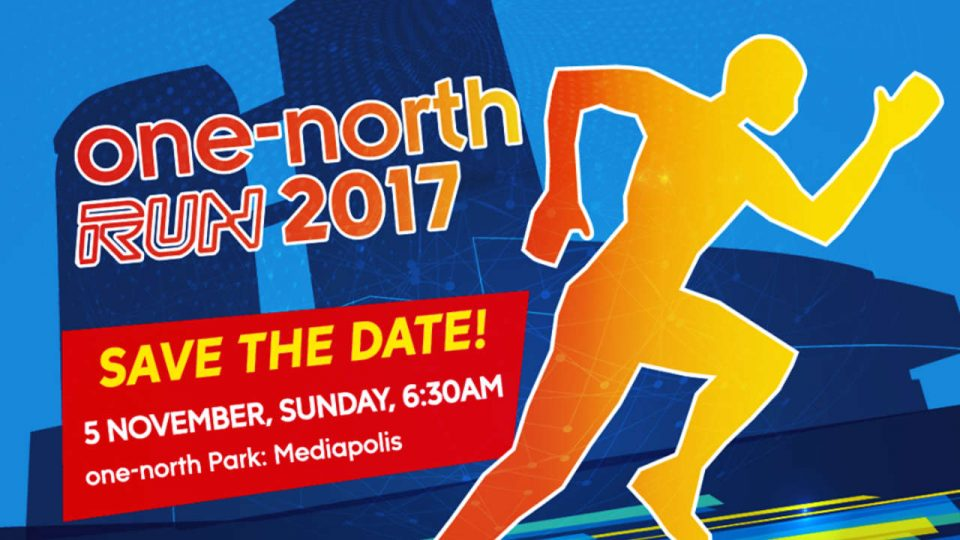 one-north Run 2017