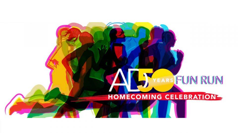 AD 50years Fun Run: Homecoming Celebration