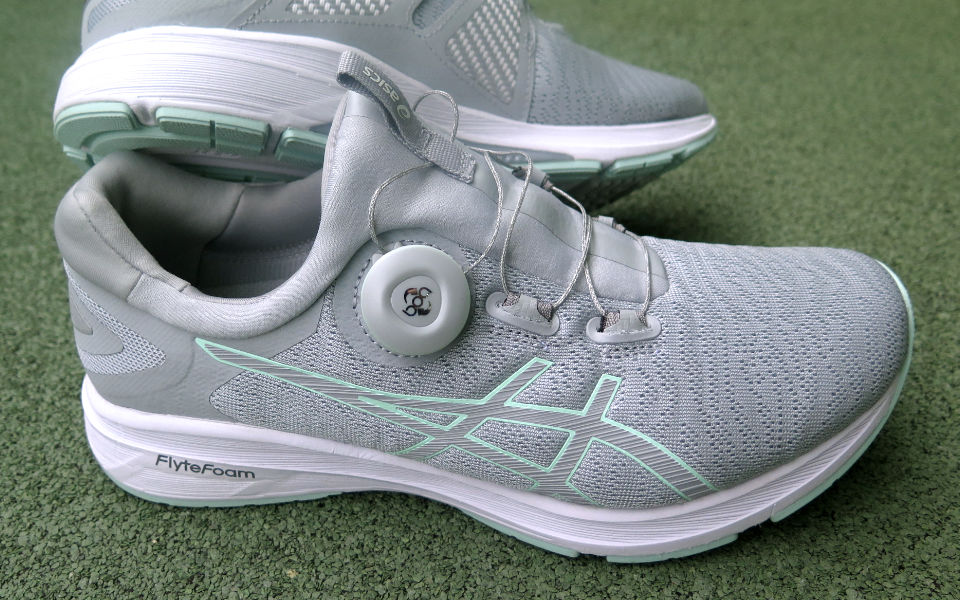 ASICS Dynamis Running Shoes: They Invoke My Inner Warrior!