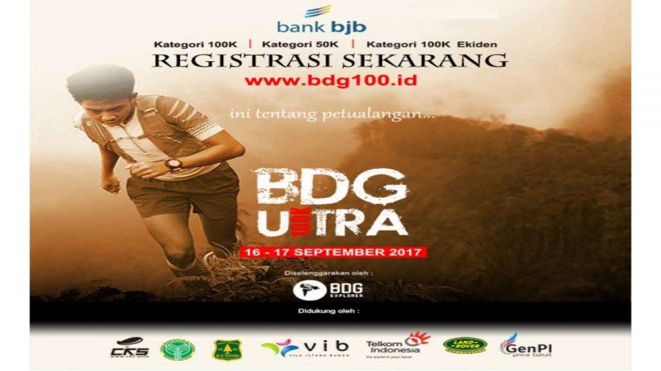 Bandung Ultra 100k 2017