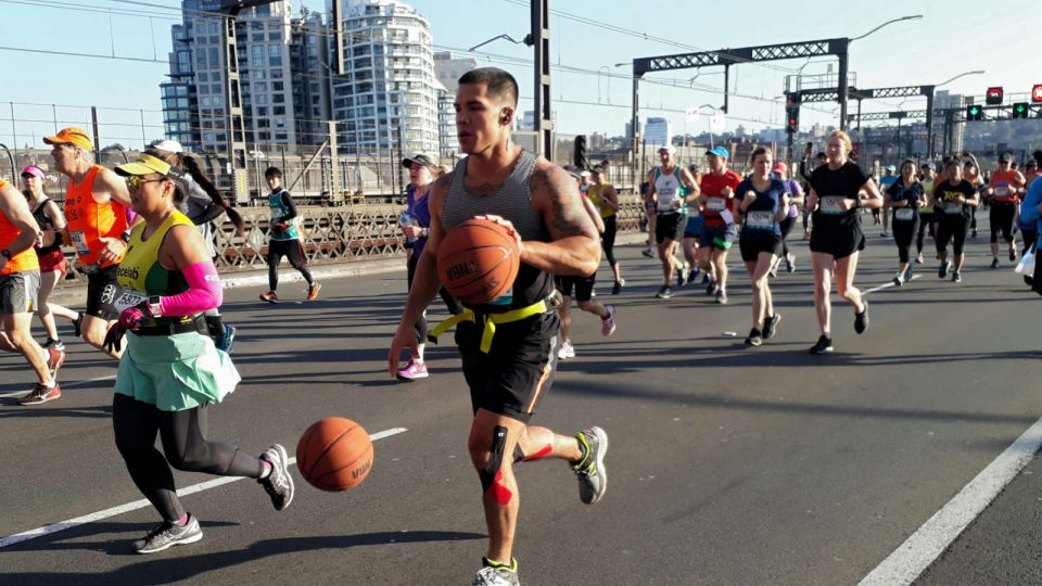 Blackmores Sydney Marathon: Sweet 17 Edition on 17 September 2017