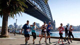 Blackmores Sydney Running Festival 2018