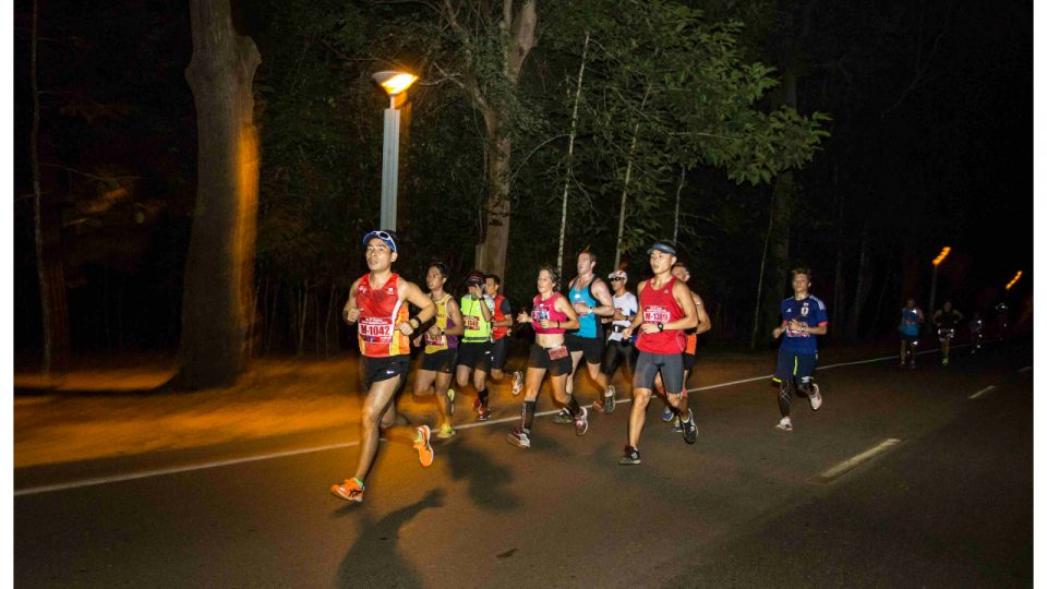 Cambodia Night Run 2018