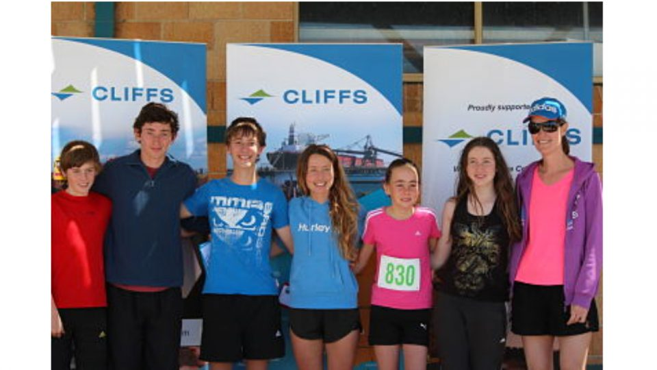 Cliffs Community Fun Run