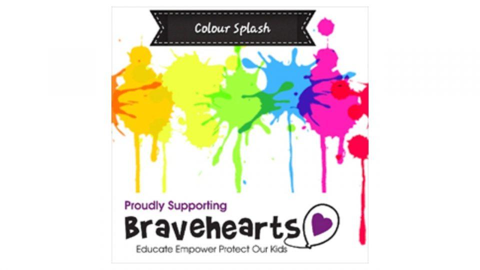 Colour Splash to Protect Kids