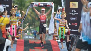 Foremost IRONMAN 70.3 Thailand 2017 Returns to Phuket This November
