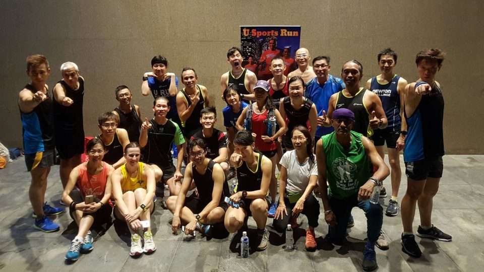 5 Free Running Sessions in Singapore You May Not Know About