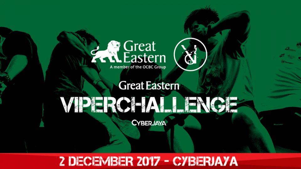 Great Eastern Viper Challenge Cyberjaya 2017
