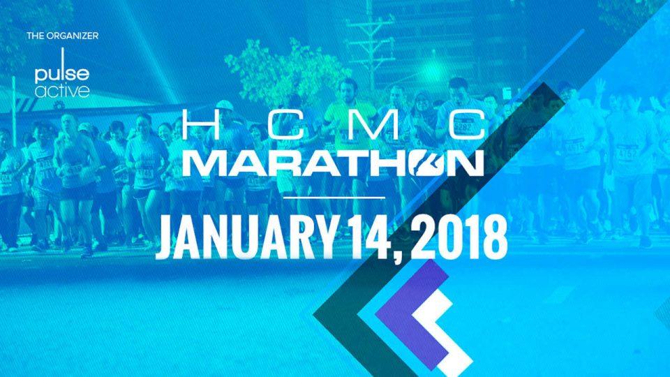 HCMC Marathon 2018