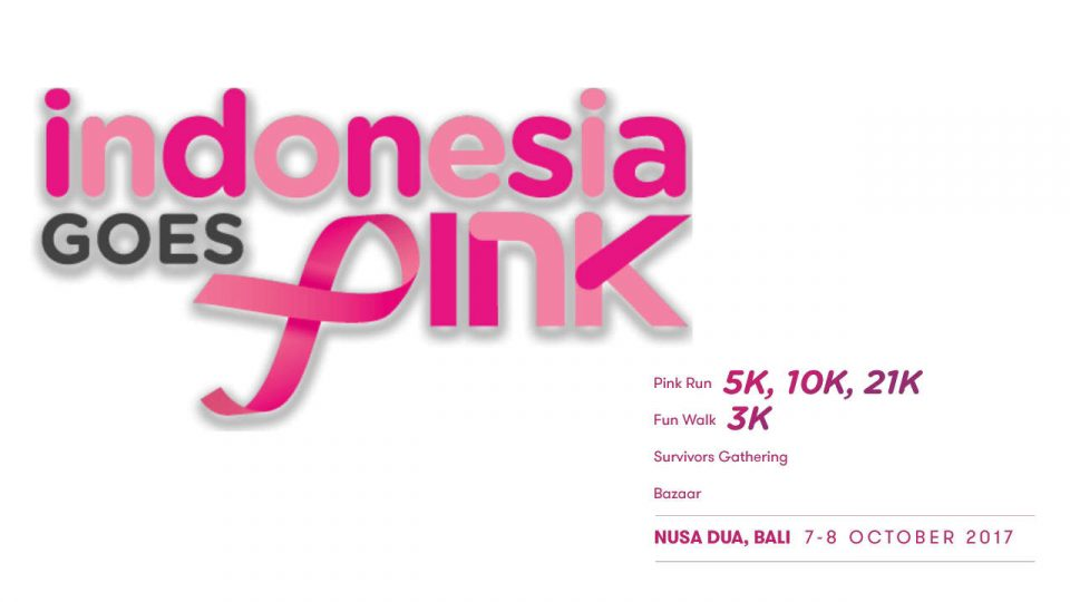 Indonesia Goes Pink 2017