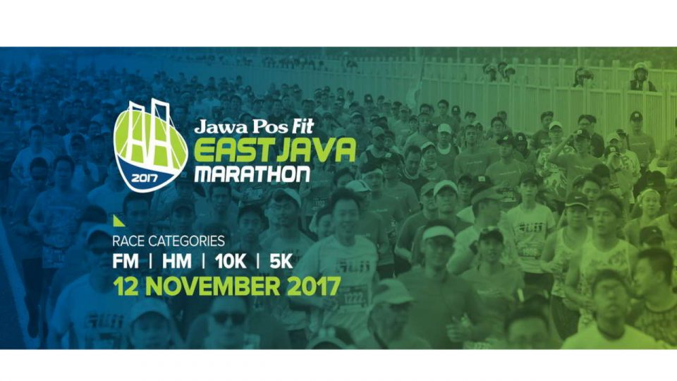 Jawa Pos Fit East Java Marathon 2017