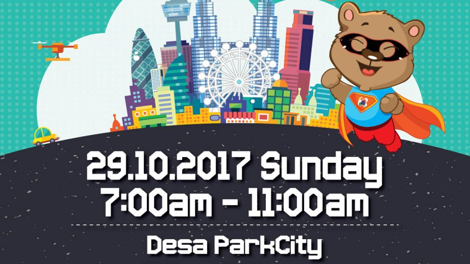 Kidzathon - Heroes in the City 2017