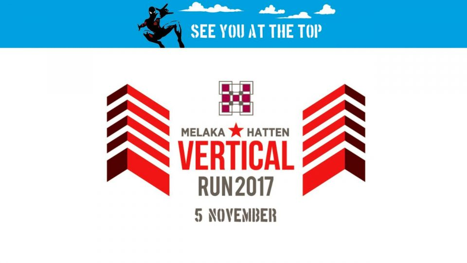 Melaka Hatten City Vertical Run 2017