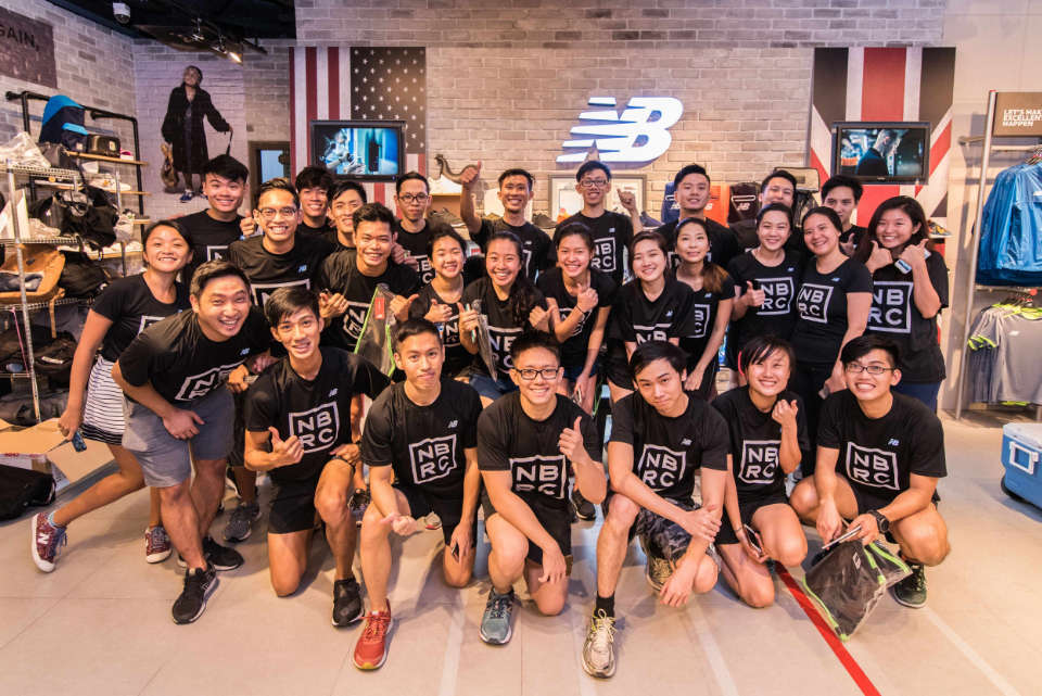 New Balance Run Club: Free and Easy Run For Everyone