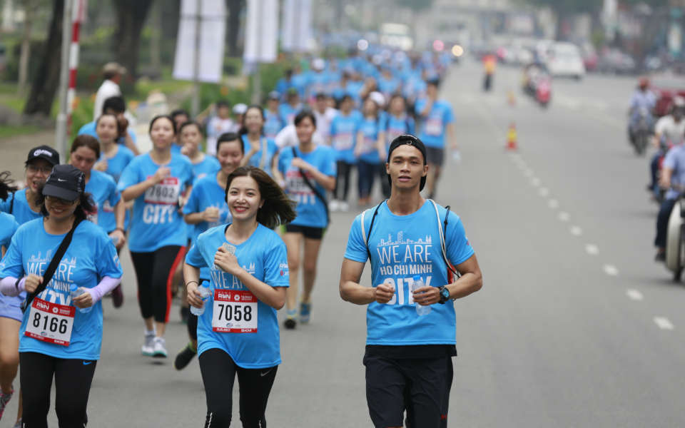 New Name, Old Tradition: The HCMC Marathon Starts 2018 on a Winning Note