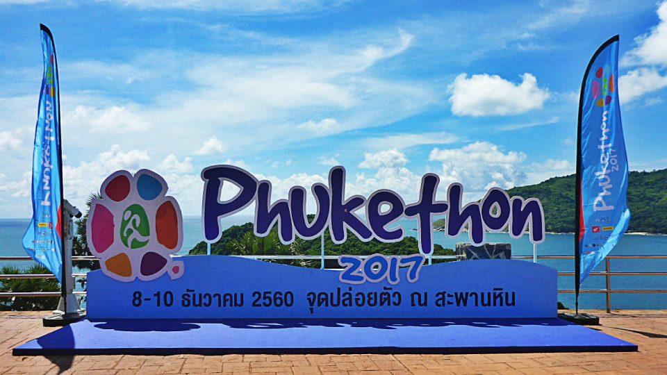 """""""Sabai Sabai"""" Runcation in December at Phukethon 2017"""