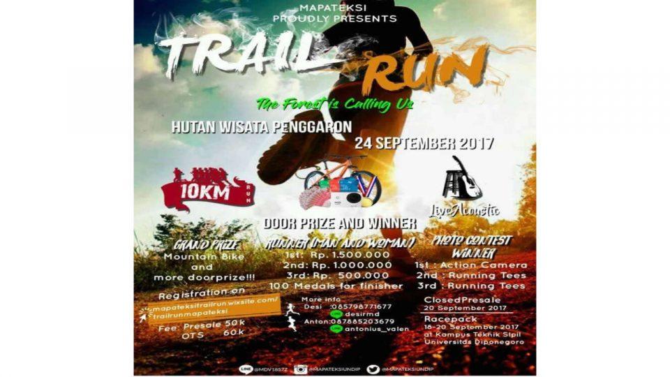 Trail Run Mapateksi 2017