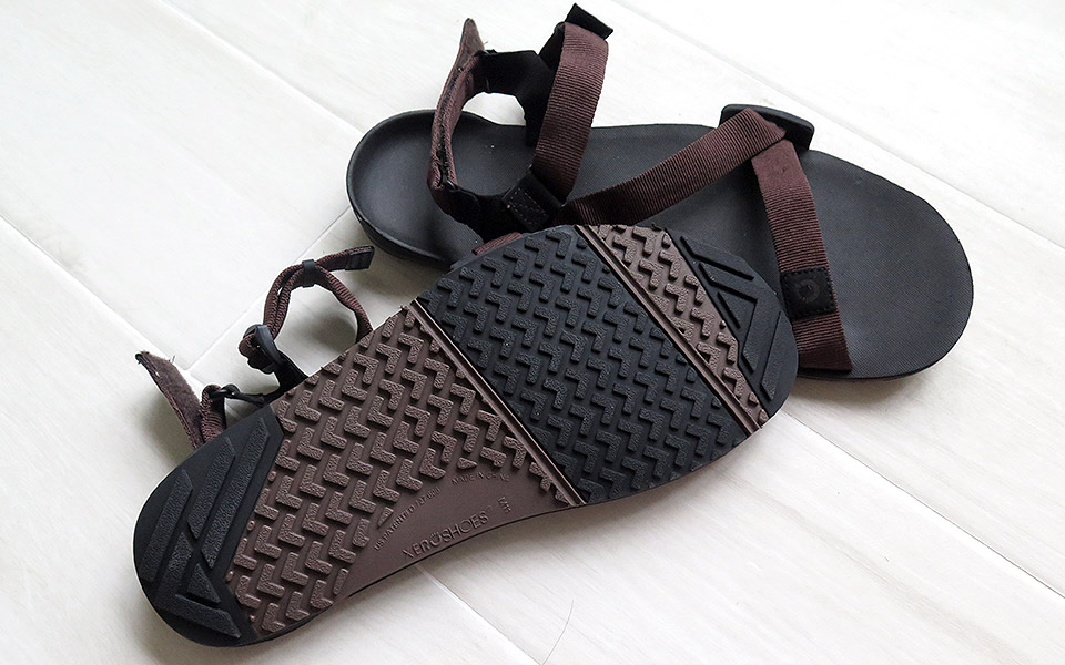 Umara Z-Trail Ultralight Sports Sandals: I Walk in Historic Footsteps When I Wear Them!